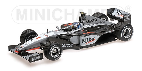 1:18 MCLAREN MERCEDES MP4/14 - MIKA HAKKINEN - WORLD CHAMPION - 1999