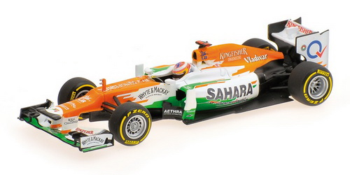 1:43 SAHARA FORCE INDIA F1 TEAM MERCEDES VJM05 - PAUL DI RESTA - 2012