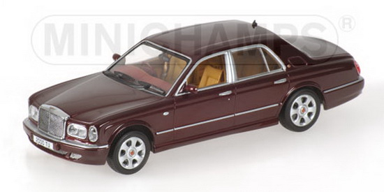1:43 BENTLEY ARNAGE R RHD SUNSET