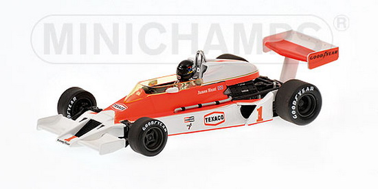 1:43 MCLAREN FORD M26 J.HUNT BRAZIL GP 1977