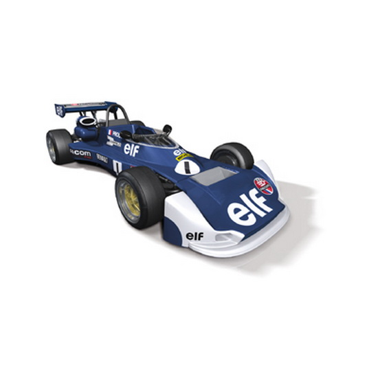 1:43 RENAULT FORMULA MK20 A.PROST 1977 EXCLUSIVE