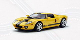1:24 FORD GT 2004 YELLOW SLOT