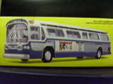 1:76 GM FISHBOWL SAN DIEGO BUS