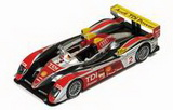 1:43 AUDI R10 TDI WINNER LE MANS 2008 NO2 CAPELLO / KRISTENSEN / MCNISH