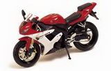 1:24 YAMAHA YZF R1 RED/BLACK