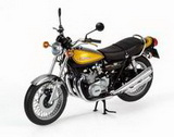 1:12 KAWASAKI Z1 SUPER 4 1973 GREEN / Y