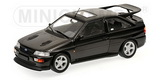 1:18 FORD ESCORT RS COSWORTH 1992 BLACK METALLIC