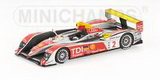 1:43 AUDI R10 LE MANS 2008 WINNERS CAPELLO / KRISTENSEN / MCNISH