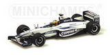 1:43 WILLIAMS FW22 SCHUMACHER 2000