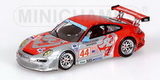 1:64 PORSCHE 911 GT3 RSR FLYING LIZZARD LONG BEACH 2007 LAW/NIEMAN/