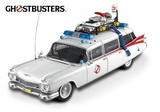1:18 GHOST BUSTERS ECTO-1