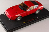 1:18 FERRARI 365 GTB/4 RED ELITE