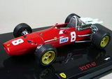1:43 FERRARI 312 F1 1967 BRITISH GP C.AMON NO8