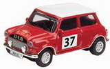 1:87 AUSTIN MINI RALLY MONTE CARLO