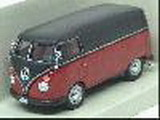 1:43 VW BUS T1 TRANSPORTER