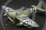 1:72 HAWKER SEA FURY FB111