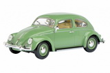 1:32 VW VOLKSWAGEN BEETLE, GREEN