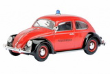 1:32 VW VOLKSWAGEN BEETLE FIRE ENGINE