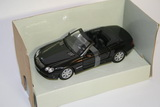 1:43 MERCEDES SL CABRIO BLACK