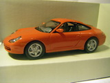 1:43 PORSCHE 911 ( 996 ) COUPE RED