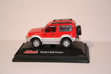1:72 TOYOTA LAND CRUISER RED