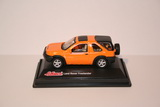 1:72 LAND ROVER FREELANDER ORANGE