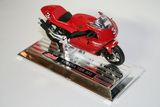 1:18 YAMAHA YZR 500 RED NO.3